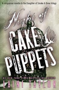 night cake puppets
