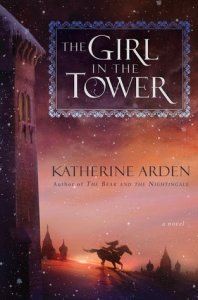 girl in tower